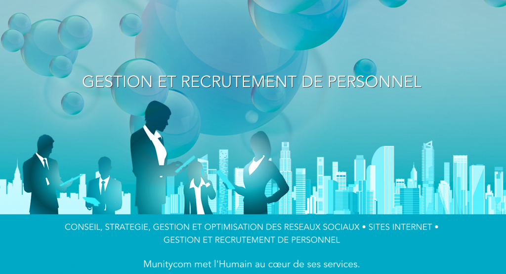 Recrutement de personnel