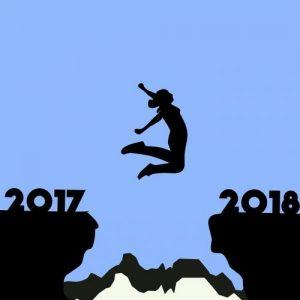 Merci ! Bonne Année 2018 !